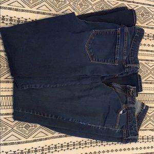 Old Navy Rockstar Midrise Jeans